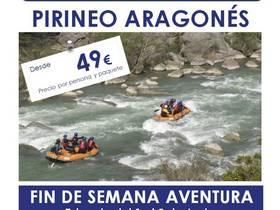 ESCAPADA AVENTURA EN EL PIRINEO ARAGONÉS