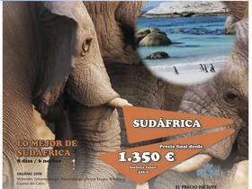 LO MEJOR DE SUDAFRICA